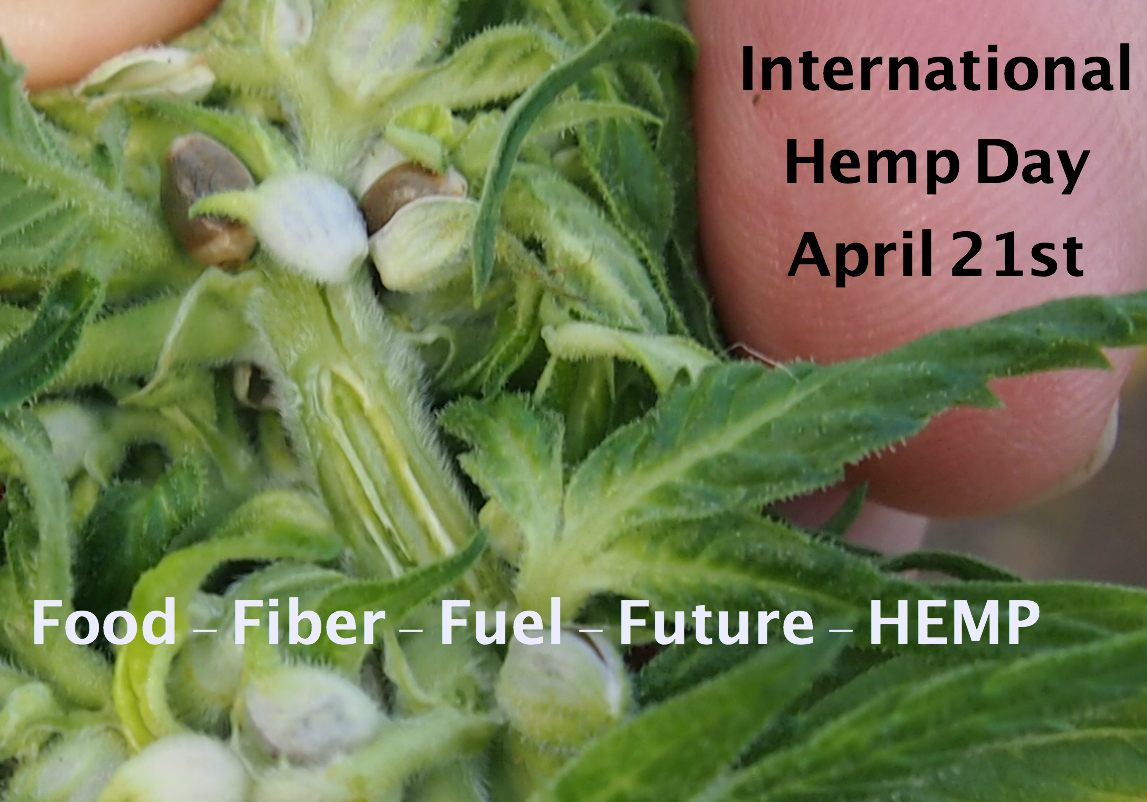 Food - Fiber - Fuel - Future - HEMP