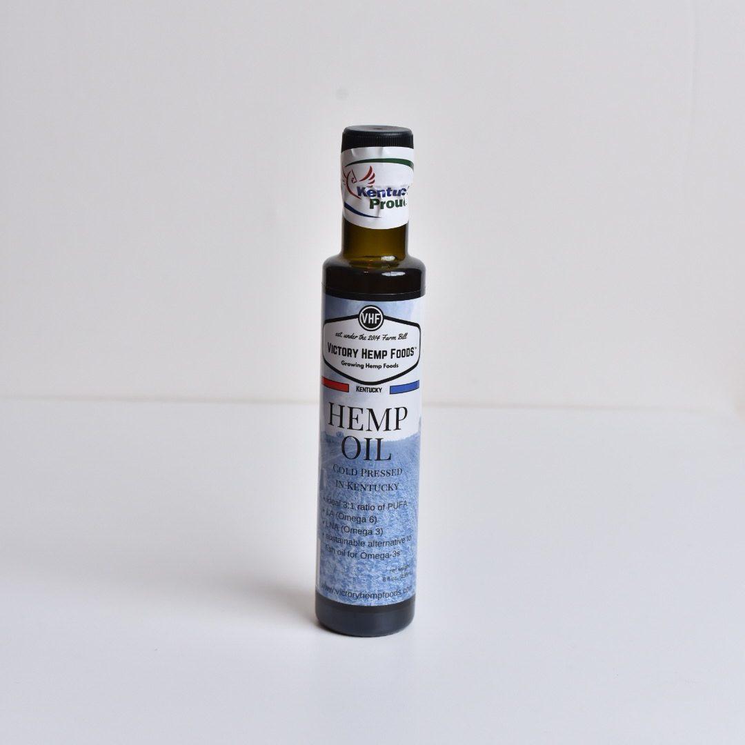 Hemp Oil - Hemp Foods