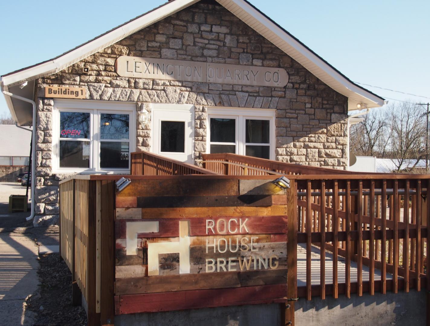 Rock House Brewin Hemp Ale