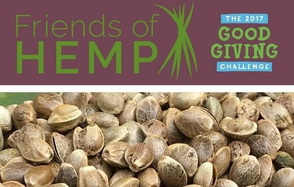 Friends of Hemp Good Giving Challenge
