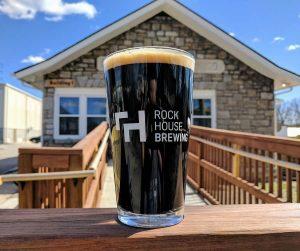 Uncle Jon's Brown Hemp Ale - Rock House Brewing