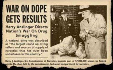 Anslinger_Drug Bust