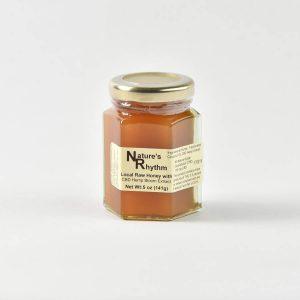 Nature's Rhythm CBD Honey