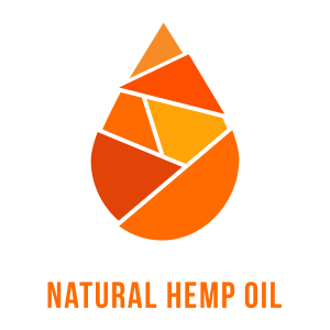 Natural Hemp Oil CBD Logo