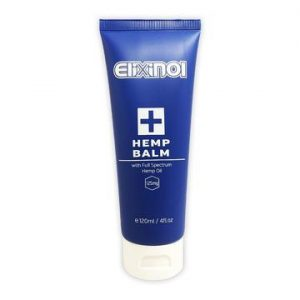 Elixinol CBD Hemp Balm Best CBD Oil Brand